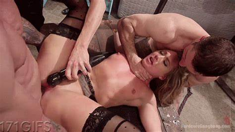 Officer Humiliating And Slaps Attractive Kinky Aj Applegate Mmf