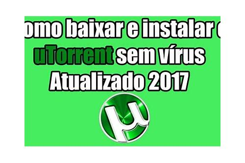 o baixar do notebook utorrent 2017