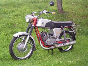 Puch Motorcycle 125