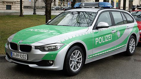 German Cops Complain Bmw Patrol Cars Unfit For Duty