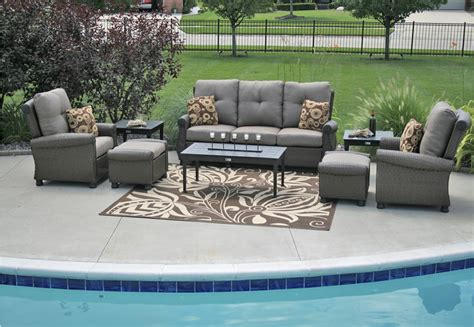 giovanna luxury 8 all weather wicker cast aluminum