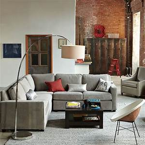 west elm henry sectional price With henry sofa sectional west elm