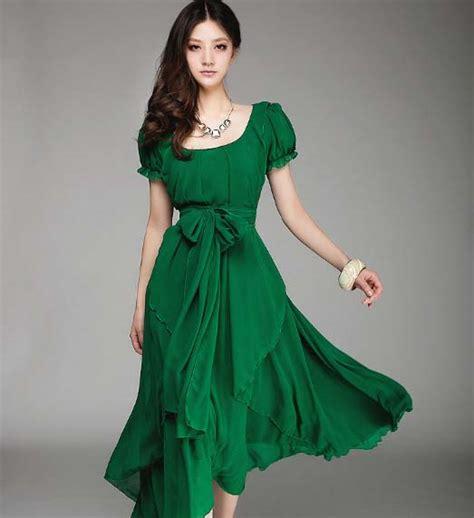 Dress Lita Hijau dress wanita cantik hijau 2016 myrosefashion