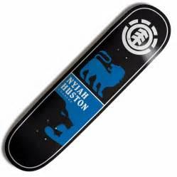 element skateboards element nyjah huston chromatics