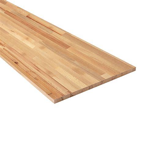 Massivholzplatte (buche, 200 Cm X 80 Cm X 2,5 Cm) Bauhaus