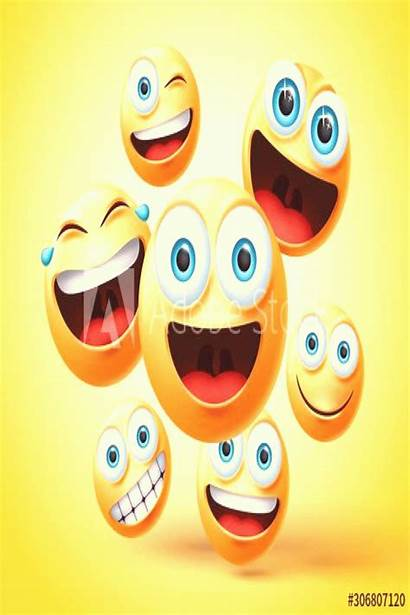 Emoji Smiley Face Head Happy Naughty Laughing