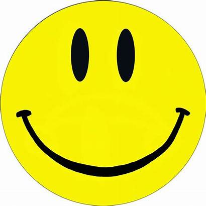 Smiley Face Yellow Clip Clipart Smile Smiling