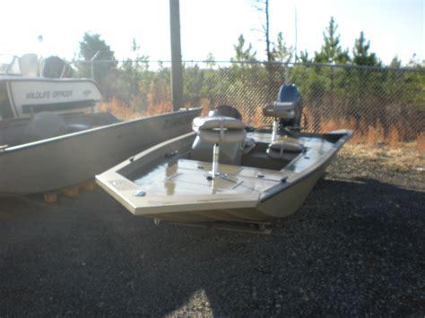 Alumacraft Tunnel Boats by Jon Alumacraft Boats For Sale Boats