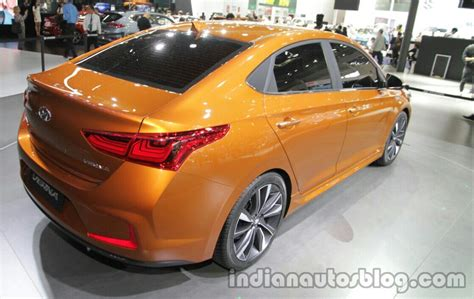 Hyundai Verna Concept in Beijing – next-gen Accent Paul ...