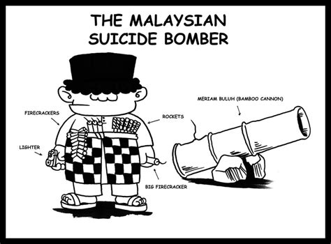 The Malaysian Suicide Bomber By Vforvengeance On Deviantart
