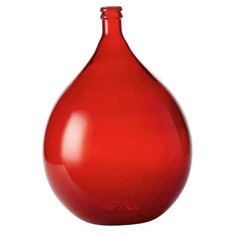 pot de chambre bebe vase de jardin en verre fumé h 56cm dame jeanne