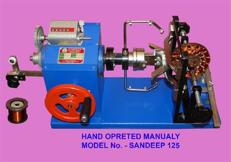 manual ceiling fan winding machine manufacturer  rajkot gujarat india id