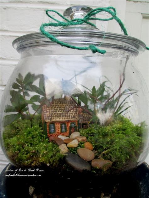charmed gardens  collection  fairy miniature garden making tips  fairfield home garden
