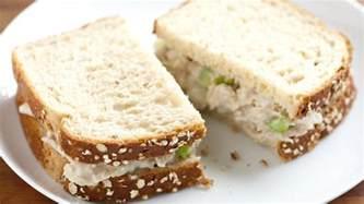 Bisquick Pumpkin Bread by Tuna Salad Sandwiches Recipe Bettycrocker Com