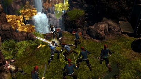 dungeon siege 3 xbox 360 review dungeon siege iii treasures of the sun downloadable