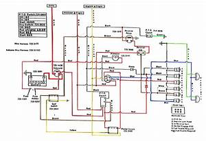 Wiring Diagram Club Cadet S46