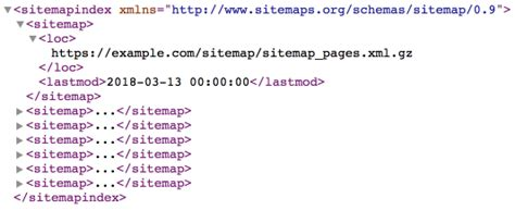 Sitemaps Setup Monitoring Metrics For Analysis