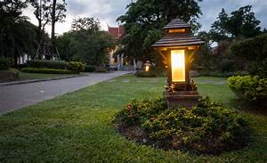 Benefits of landscape lighting memphis llc