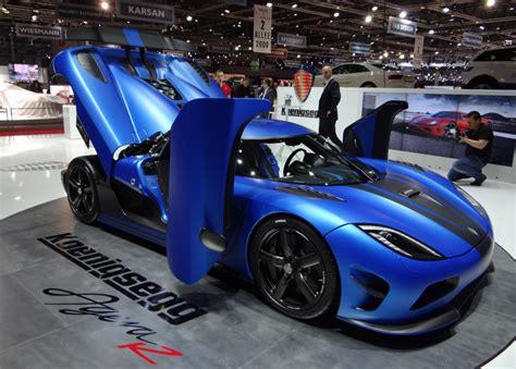 koenigsegg agera blue 2015 koenigsegg agera r luxury things