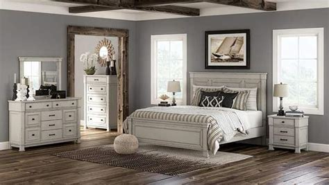 jennily  piece queen panel bedroom ashley homestore