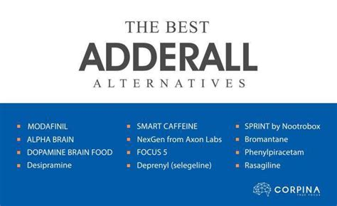 The 6 Best Adderall Alternatives In 2018 (and Beyond. Internet Service Providers Davis Ca. Schroth Physical Therapy Ls Building Products. Best Rate On Savings Account. 10 Hr Osha Training Online Free Credid Report. How To Connect Laptop To Tv With Hdmi. Credit Card For Small Business. Text Messaging Platform Refinance Los Angeles. Laser Eye Surgery Cataract Removal