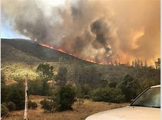 Shasta County Fire Quickly Grows To Thousands Of Acres