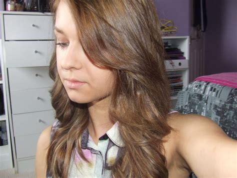 Garnier Olia 6.3 Light Golden Brown Hair