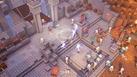 minecraft dungeons news minecraft