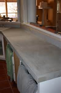painted kitchen backsplash photos remodelaholic install of concrete countertops