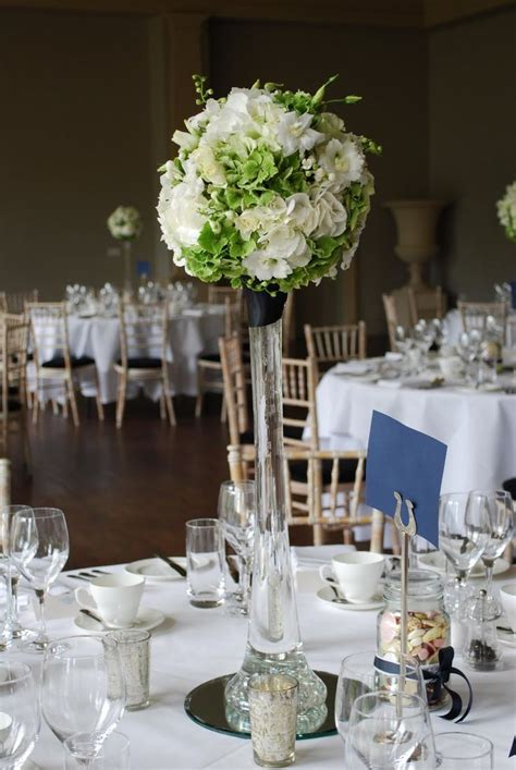 tall vases  wedding centerpieces wedding reception