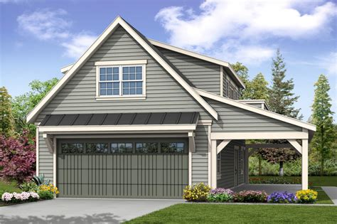 country house plans garage w loft 20 157 associated