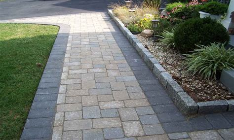best pavers for walkway paver walkway ideas
