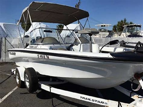 Tracker Boats For Sale In California by Tracker 18 Boats For Sale In Anaheim California