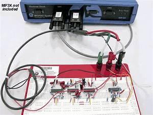 Biopac Student Lab Biomedical Engineering Teaching System