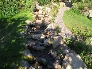 Bachlauf Im Garten : bild bachlauf im garten zu landhotel gut wildberg in ~ Michelbontemps.com Haus und Dekorationen
