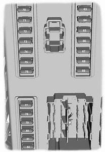 Ford Transit Mk7  2006 - 2014   U2013 Fuse Box  Eu Version