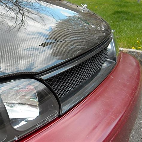 For Toyota Corolla Ae101 Front Bumper Hood Black Mesh