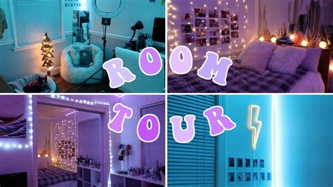 Tiktok Led Room Lights by Room Tour 2019