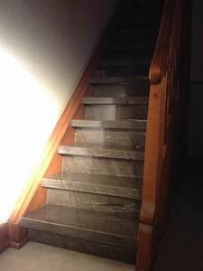 Habillage Escalier Interieur : habillage d 39 escalier ets pfefen casafloor france ~ Premium-room.com Idées de Décoration