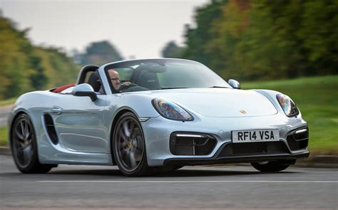 Porsche Boxster Gts Review (2014-on