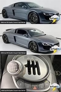 2008 Audi R8 Quattro Coupe 6 Speed Manual In 2020