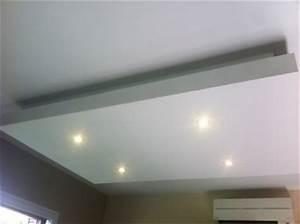 Installer Spot Plafond Existant : plafond ~ Dailycaller-alerts.com Idées de Décoration