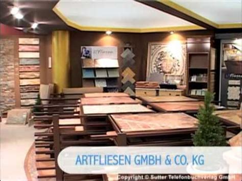 Fliesen Nürtingen  Artfliesen Gmbh & Co Kg Youtube
