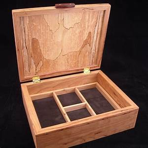Hand Made Jewelry Box by Mitchell Woodworks CustomMade com