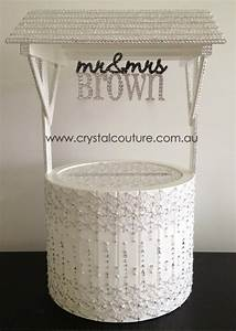 11 best images about wishing well on pinterest swarovski With wedding shower wishing well