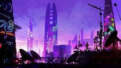 Cyberpunk 4k Wallpapers 1080p Laptop Artstation Digital
