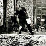 Jackson Pollock | 1000 x 996 jpeg 189kB