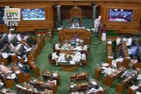 Parliament LIVE: Farm Bill Aftershocks Likely in LS, Cong ...
