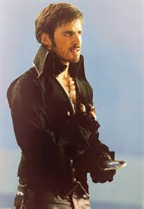 Killian Jones Captain Hook Once Upon a Time
