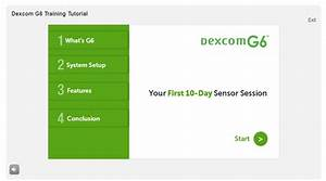 Dexcom G6 Continuous Glucose Monitor  U2013 Medview Systems